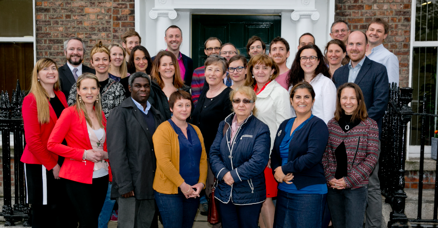 Our Expert Panel members joined the 2nd Consortium Meeting in Dublin